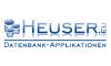 Firmenlogo von Heuser Datenbank-Applikationen