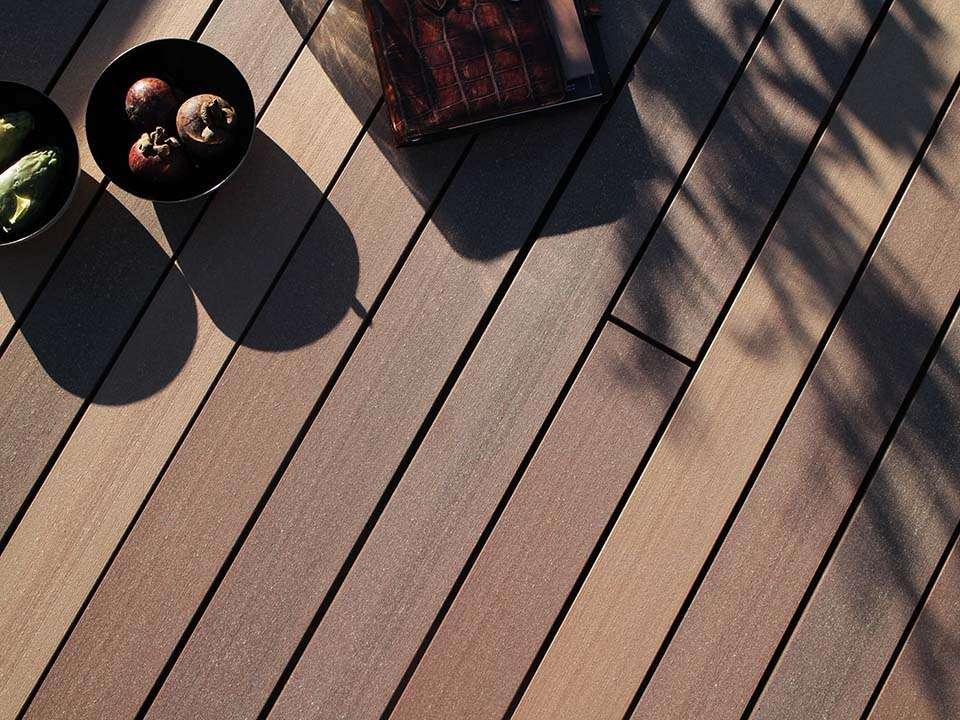 Der Design Star - MYDECK WPC Terrassendielen (massiv)
