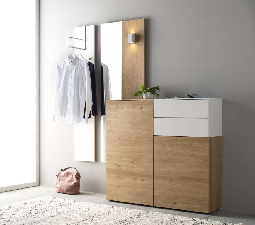 garderobe ted von sudbrock in neuem look. Black Bedroom Furniture Sets. Home Design Ideas